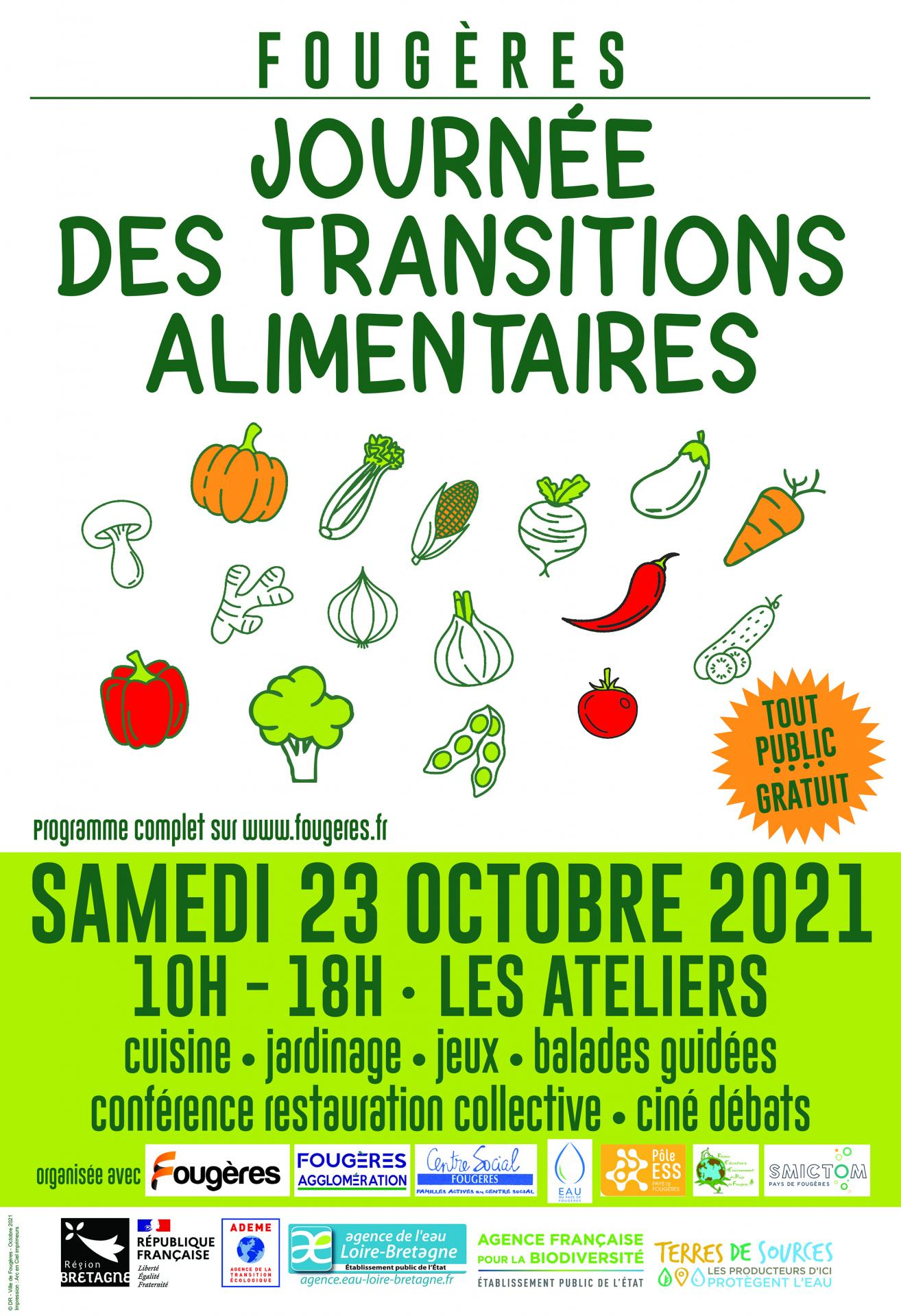 Affiche transition alimentaire jpeg 3