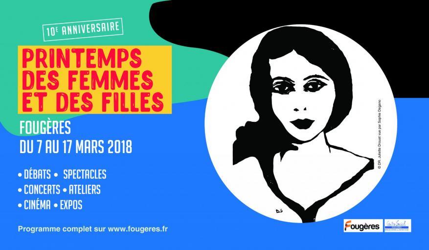 PRINTEMPS DES FEMMES ET DES FILLES 2018